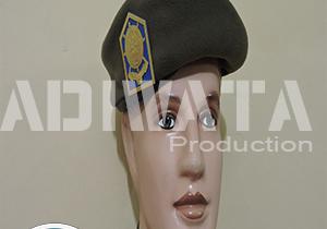 jenis baret satpol-pp