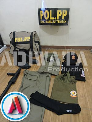 perlengkapan satpol-pp lengkap