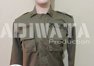 Produksi Seragam PDL Pamong Praja baju