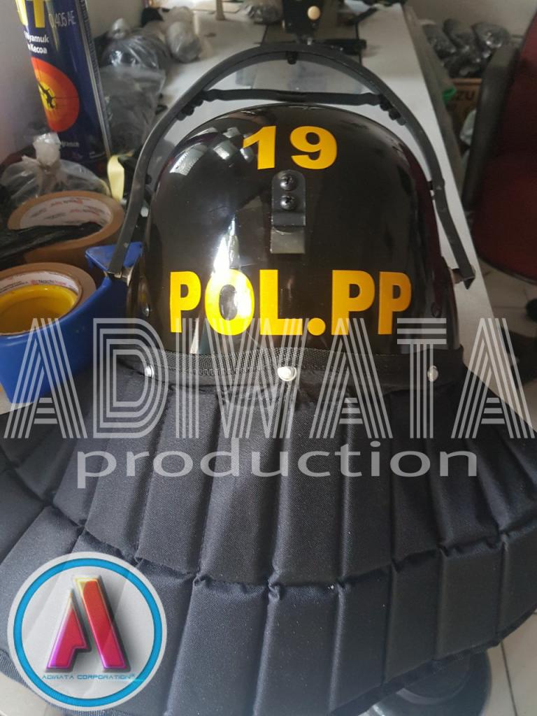 jenis Helm PHH Satpol-pp